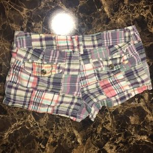 American Eagle Outfitters Shorts - Plaid shorts